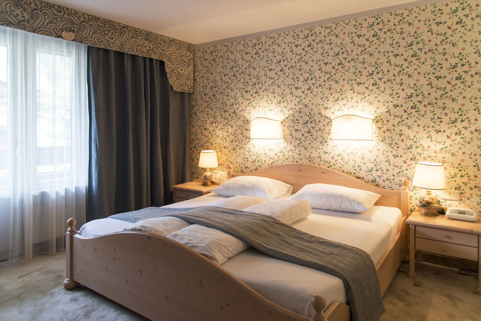 Camere 4* Hotel a St.Jakob, Defereggental